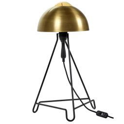 Serax Studio Simple Matt tafellamp zwart