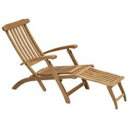 Skagerak Steamer Deck ligstoel