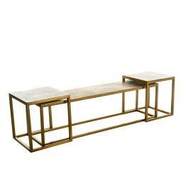 Pols Potten Slide Table bijzettafel set van 3