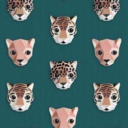 Studio Ditte Panthera behang