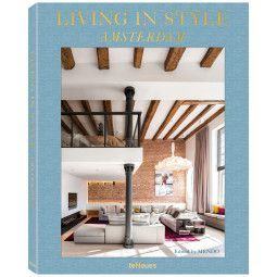 teNeues Living In Style Amsterdam tafelboek