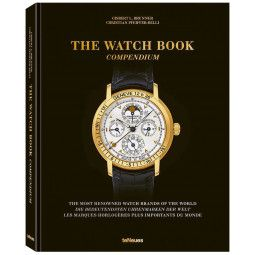 teNeues The Watch Book compendium tafelboek