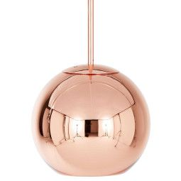 Tom Dixon Copper round 25 hanglamp