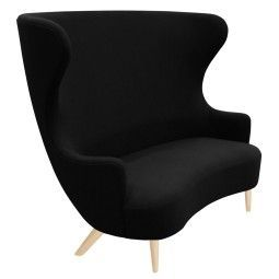 Tom Dixon Wingback Oak sofa