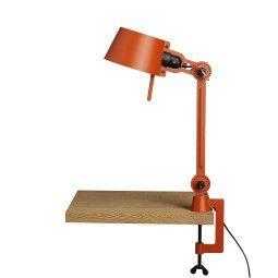 Tonone Bolt 1 arm bureaulamp small met tafelklem
