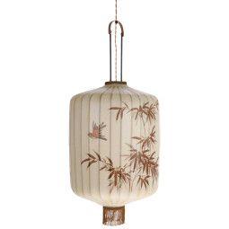 HKliving Traditional Lantern XL hanglamp
