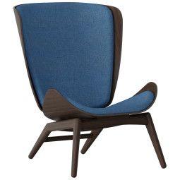 Umage The reader fauteuil Donker eiken
