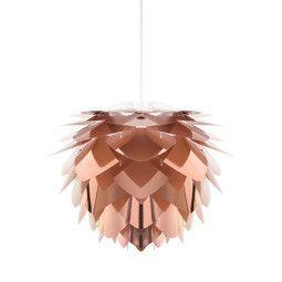 Umage Silvia mini hanglamp met wit snoer