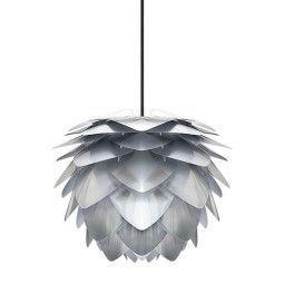 Umage Silvia mini hanglamp met zwart snoer