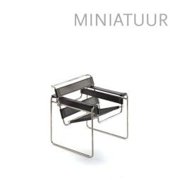 Vitra B3 Wassily miniatuur
