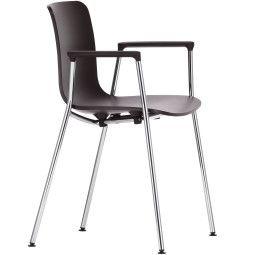 Vitra Hal Tube Armrest stoel
