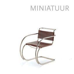 Vitra MR 20 miniatuur