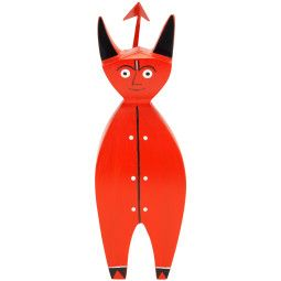Vitra Wooden Dolls Little Devil kunst