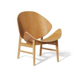 Warm Nordic The Orange fauteuil