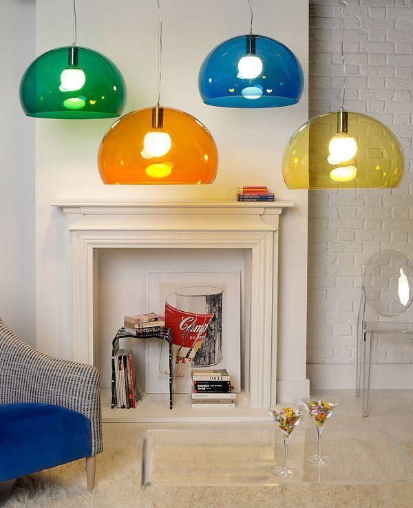 Kartell FL/Y hanglamp LED
