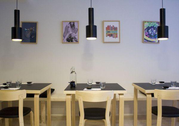 Artek Aalto A110 hanglamp