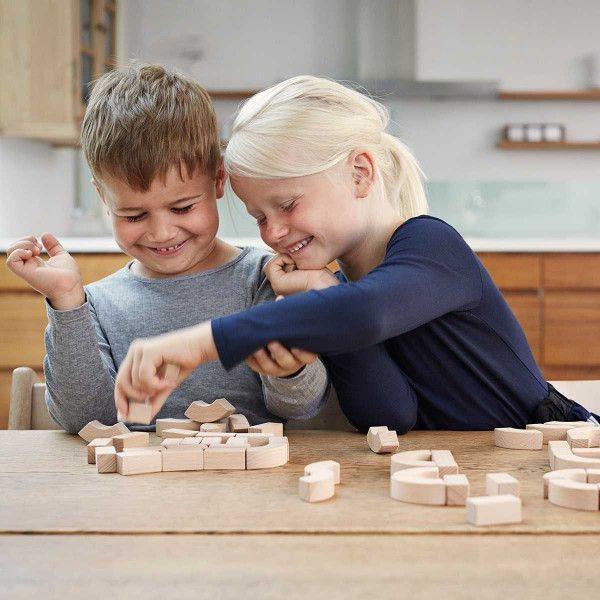 Kay Bojesen Alphabet Blocks speelgoed