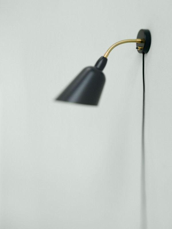 &tradition Bellevue wandlamp