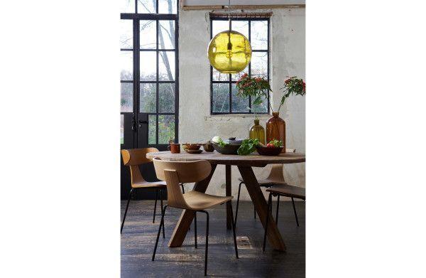 BePureHome Outlet - Form stoel naturel