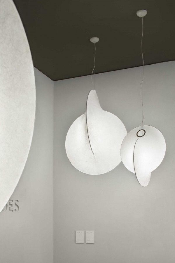 Flos Cocoon Overlap S1 65cm hanglamp