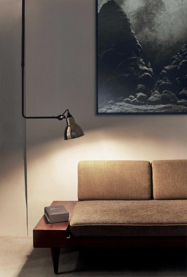 DCW éditions Lampe Gras N313 plafondlamp