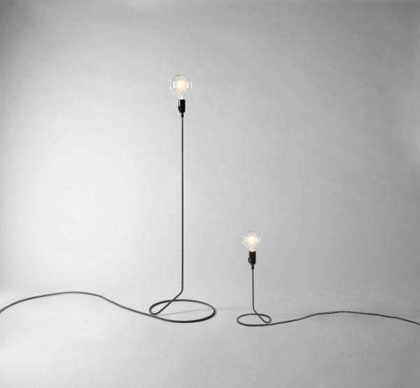 Design House Stockholm Cord Mini tafellamp