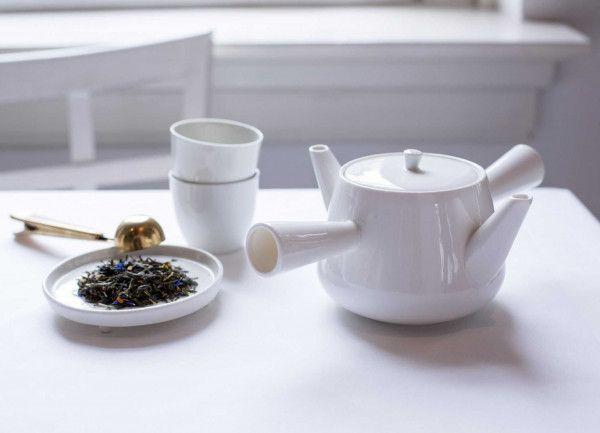 Droog Tea for Two theepot