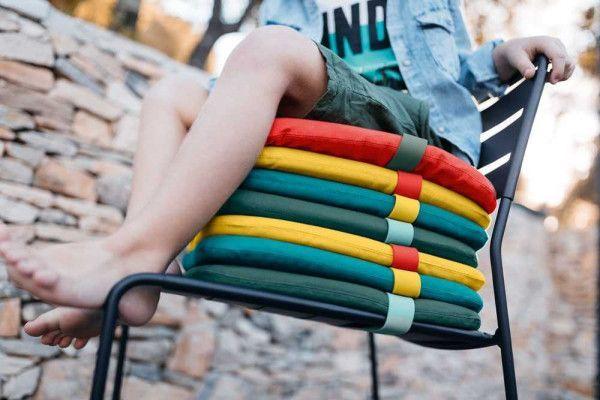 Fermob Color Mix zitkussen 41x38