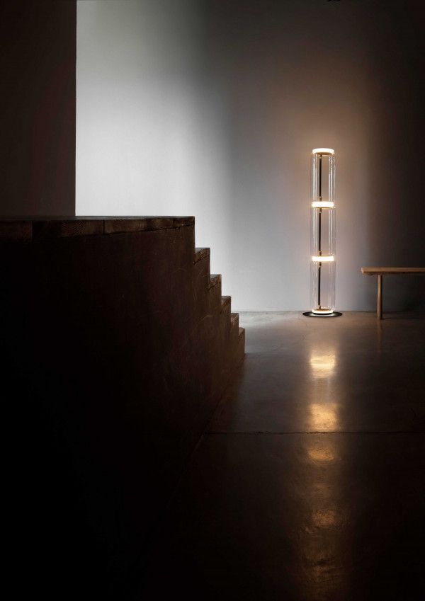 Flos Noctambule 2 low cylinder vloerlamp LED