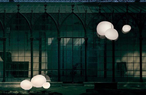Foscarini Gregg Grande hanglamp LED niet dimbaar