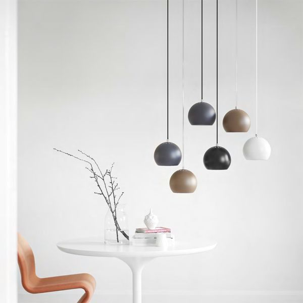 Frandsen Ball Matt hanglamp