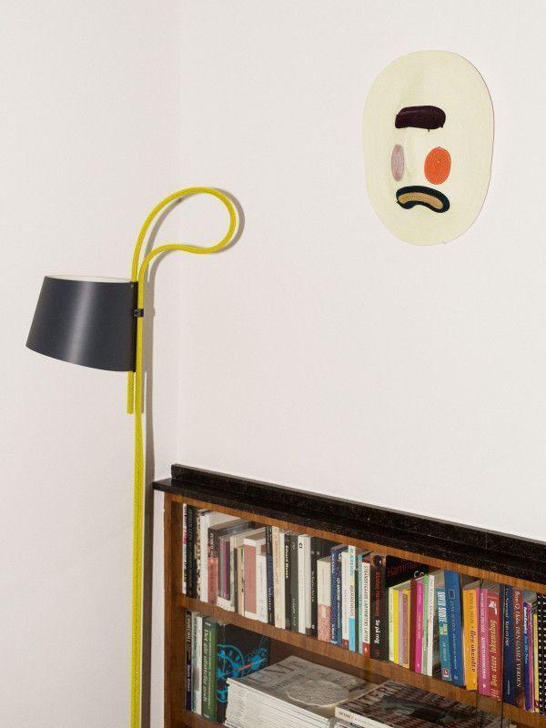 Hay Rope Trick vloerlamp LED