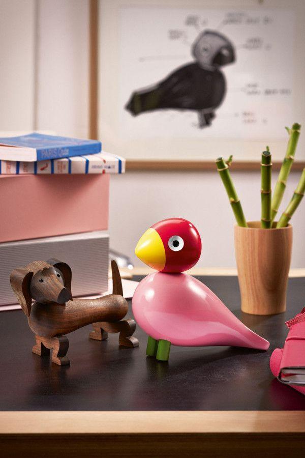 Kay Bojesen Songbird Ruth speelgoed