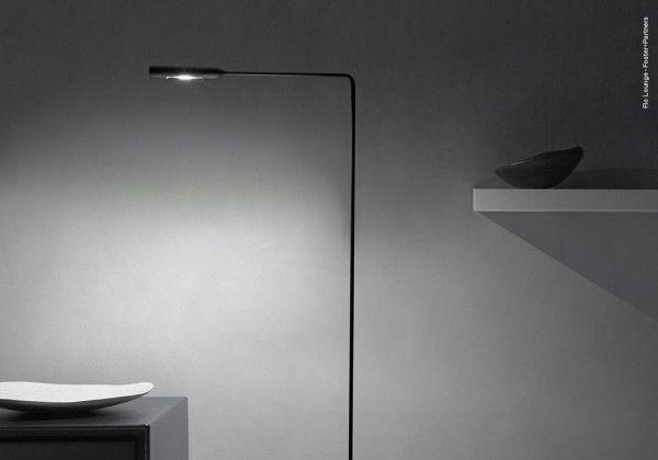 Lumina Flo Lounge vloerlamp LED