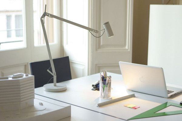Marset Polo tafellamp LED wit