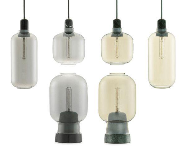 Normann Copenhagen Amp Lamp hanglamp small