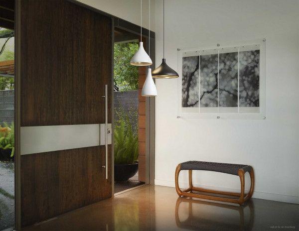 Pablo Swell Single Narrow hanglamp LED
