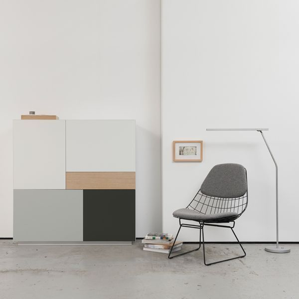 Pastoe FM05 fauteuil met rugkussen
