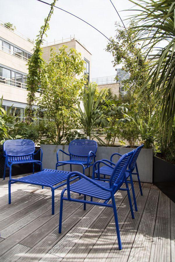 Petite Friture Week-end Armchair tuinstoel