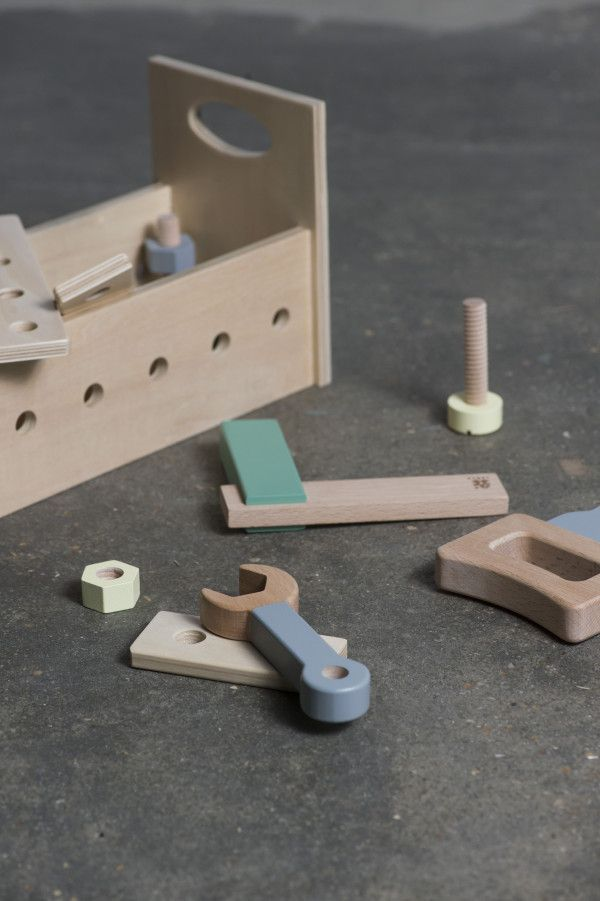 Sebra Houten Constructie speelgoed