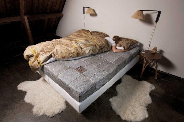 Snurk Le Trottoir hoeslaken 200x200