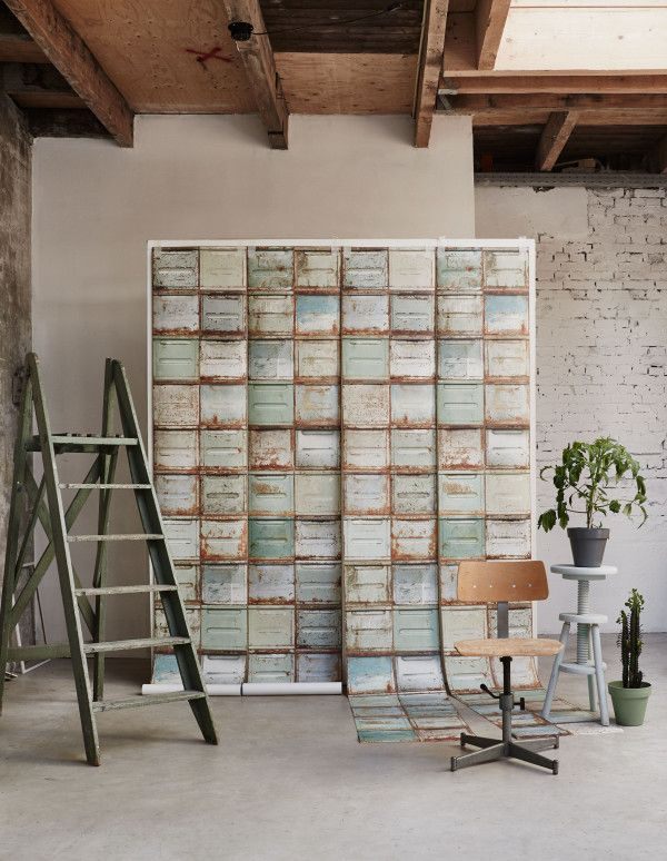 Studio Ditte Container behang licht