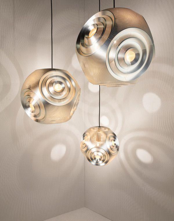 Tom Dixon Curve Ball hanglamp 45 cm