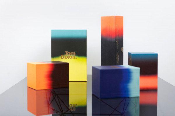 Tom Dixon Elements Scent Giftset geurkaars
