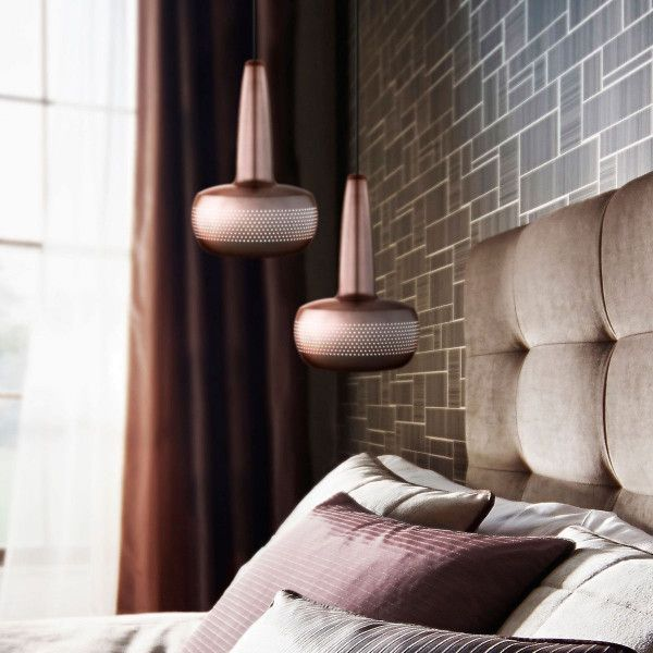 Umage Clava hanglamp met wit snoer