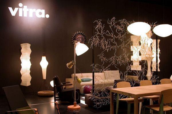 Vitra Akari UF4-33N vloerlamp