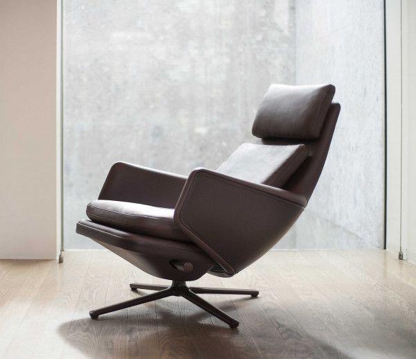 Vitra Grand Relax loungestoel
