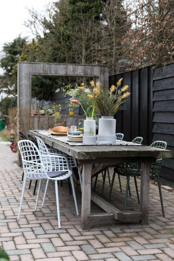 Zuiver Albert Kuip tuinstoel zitkussen