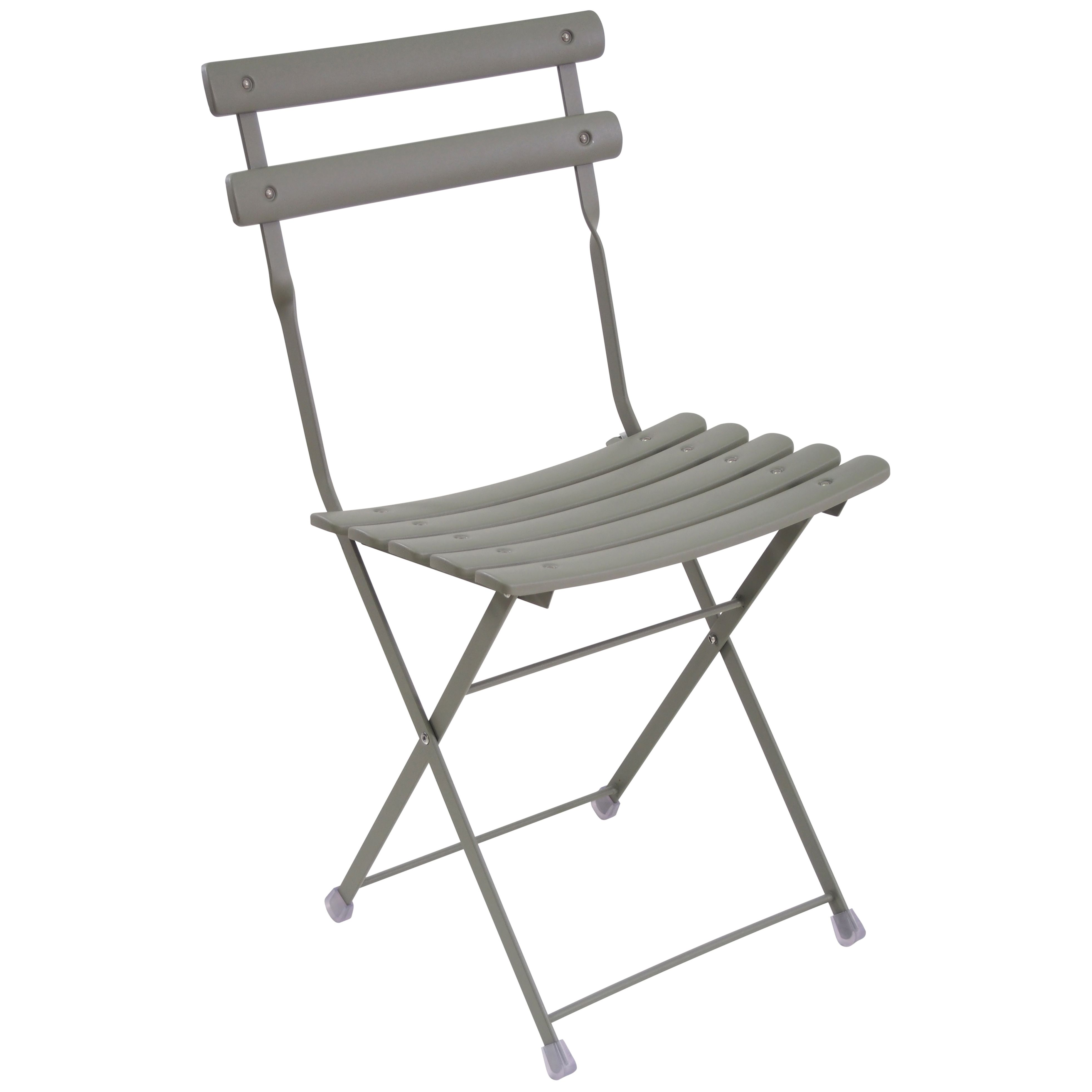 Emu Arc En Ciel Folding Chair tuinstoel grey kopen
