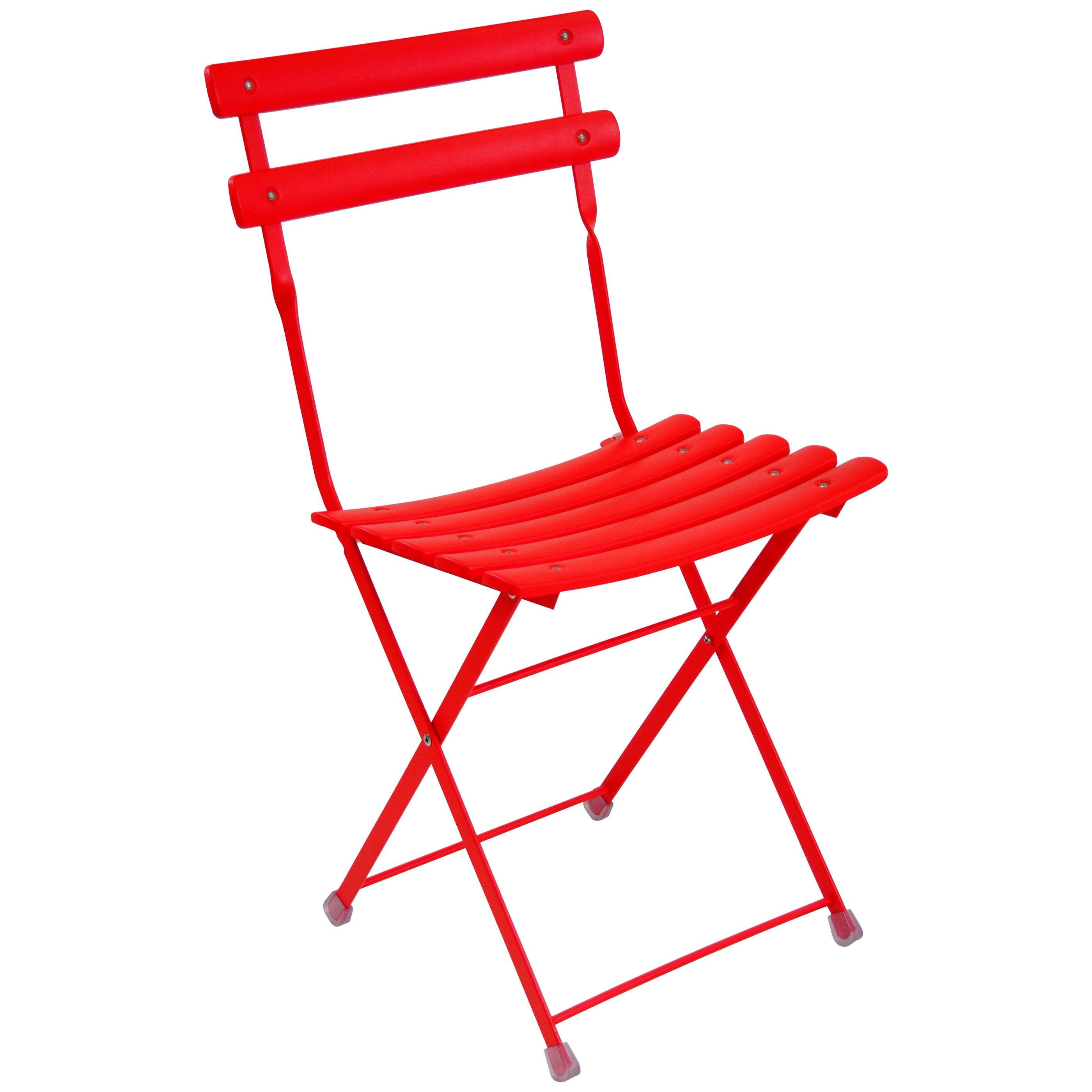 Emu Arc En Ciel Folding Chair tuinstoel scarlet red kopen